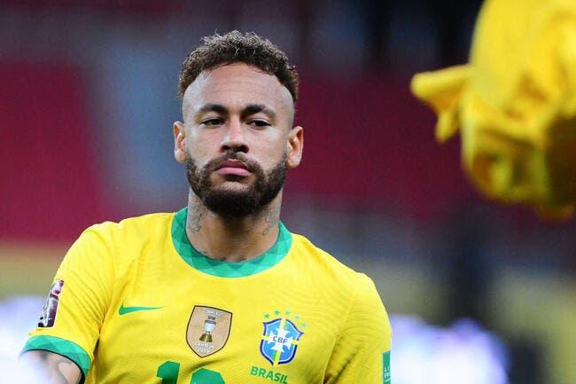 Neymar fait trembler tout un continent !