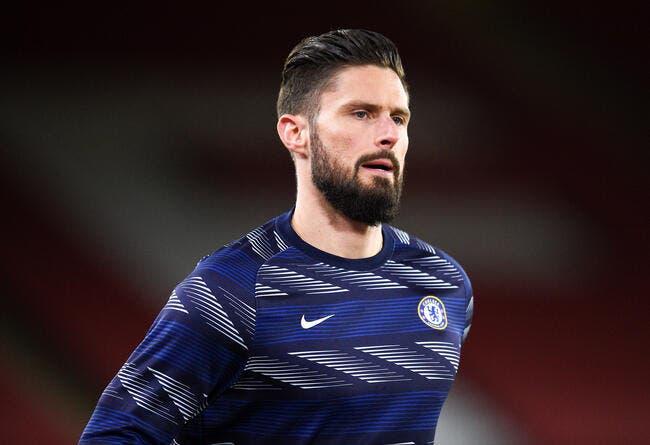 Officiel : L'énorme surprise Giroud, il prolonge à Chelsea