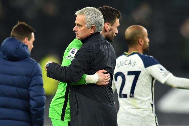 Ita : Mourinho réclame Hugo Lloris à Rome !