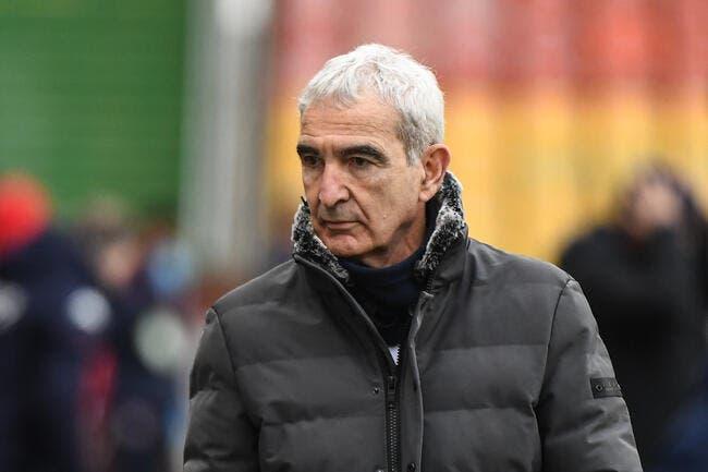 PSG : Domenech s'excite à cause de Benzema