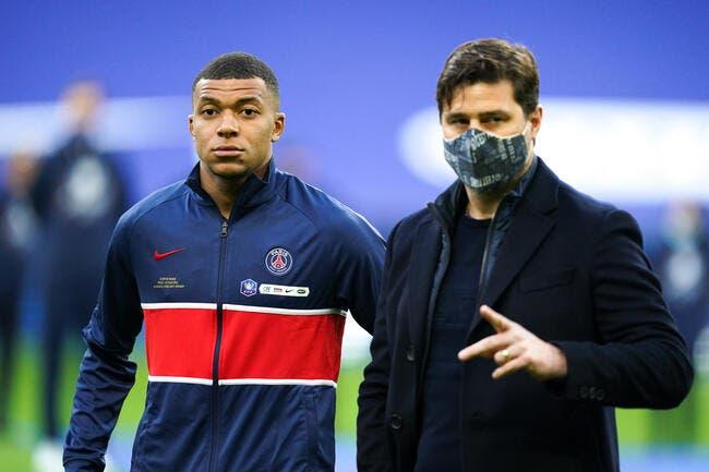 PSG : Se queda, Pochettino reste à Paris