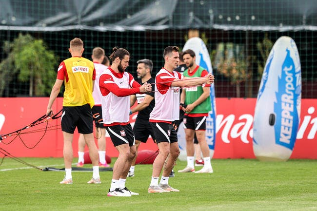Euro 2021 : Milik forfait avec la Pologne !