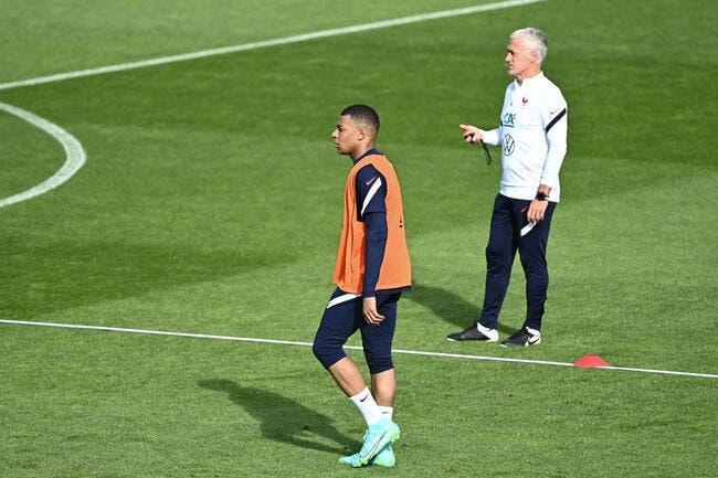 PSG ou Madrid, Mbappé n'inquiète pas Deschamps