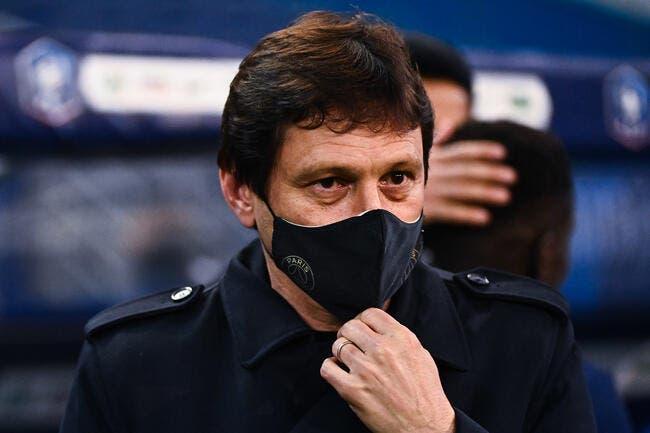 PSG : Leonardo en danger, ce transfert peut le tuer !