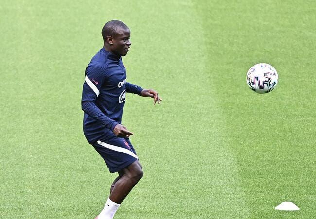EdF : Lizarazu place Kanté au-dessus de Benzema et Mbappé
