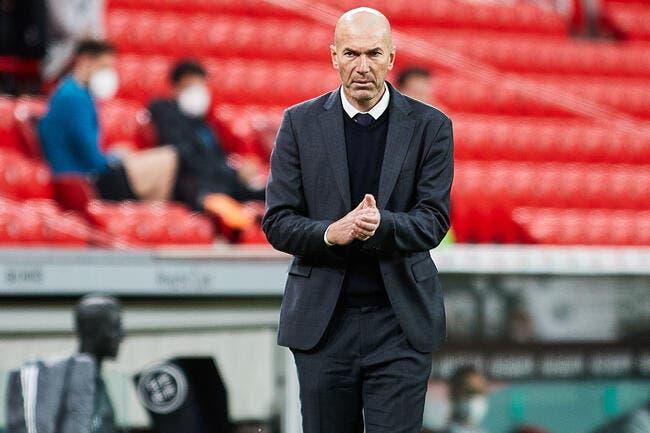 PSG : Le Qatar obsédé par Zidane ?