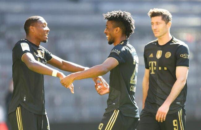 All: Un salaire ahurissant, le Bayern recadre Coman