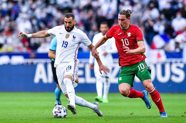 Euro 2021 : Benzema présent pour Allemagne-France