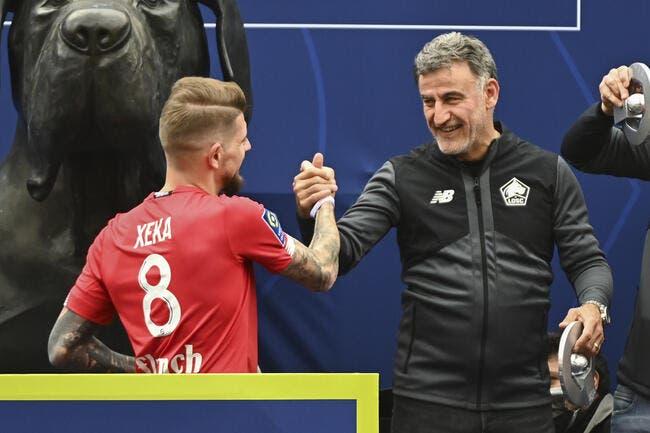 Lille : Galtier, le coach à 8 ME en Angleterre ?