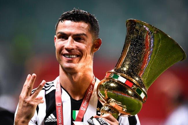 Mercato : Cristiano Ronaldo sous le choc