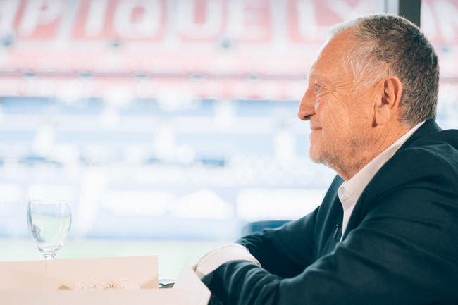 OL : Aulas n'oublie pas son « Champions project »