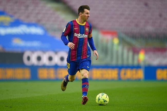 Barça : 10 ans de contrat, un club discute avec Lionel Messi