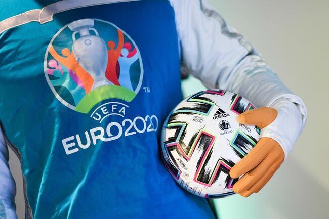 Euro 2021 : Le programme de la phase de groupes