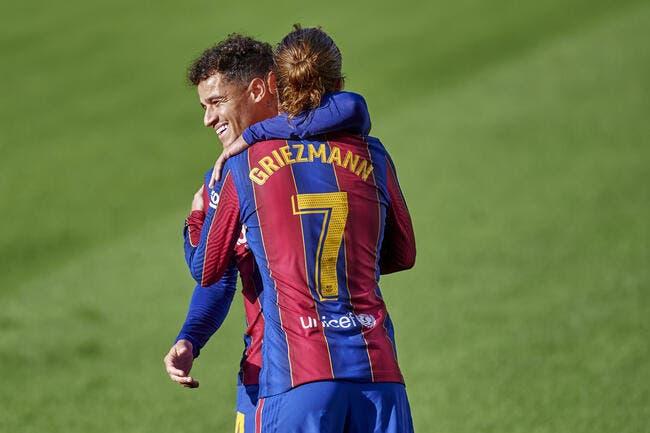 OM : Sampaoli le veut, Coutinho est chaud