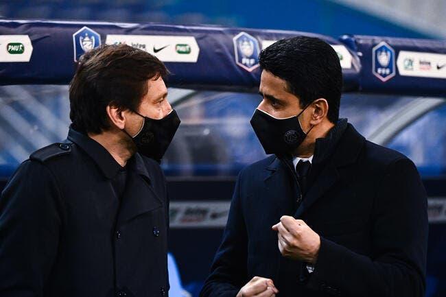 PSG : 40 ME la boulette, Al-Khelaïfi va payer