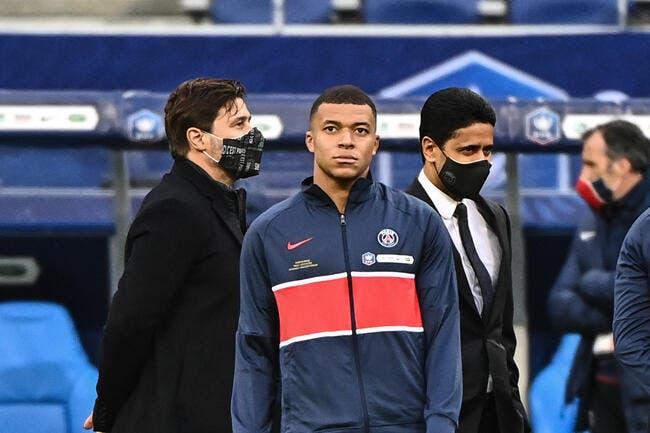PSG : Liverpool se place pour Mbappé