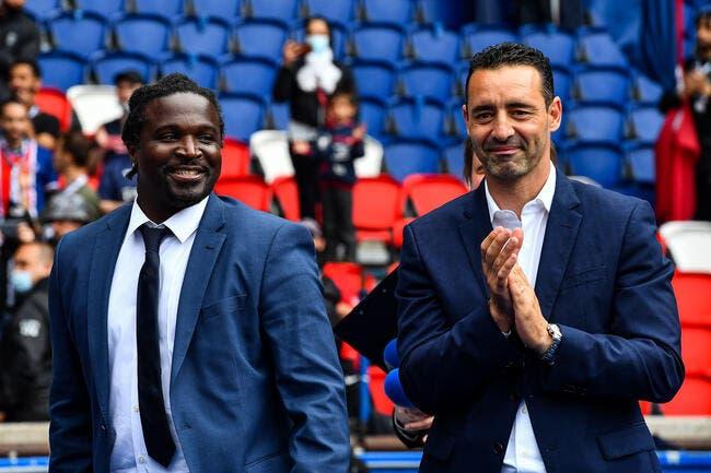 Officiel : Le PSG annonce le départ d'Olivier Echouafni