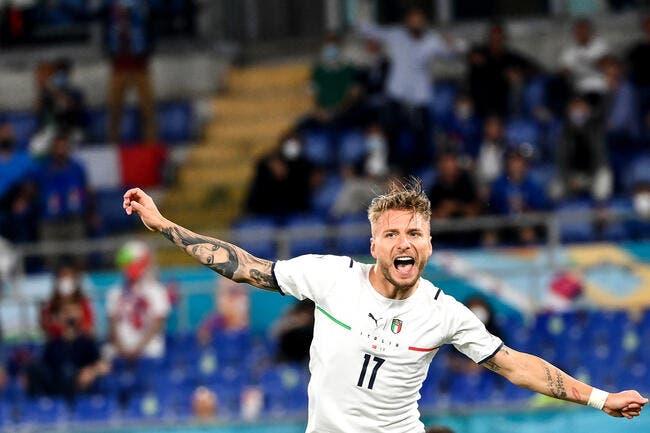 Euro 2021 : L'Italie décolle face à la Turquie