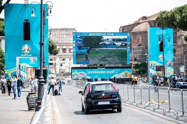 Italie - Turquie : les compos (sur TF1 et beIN SPORTS 1)