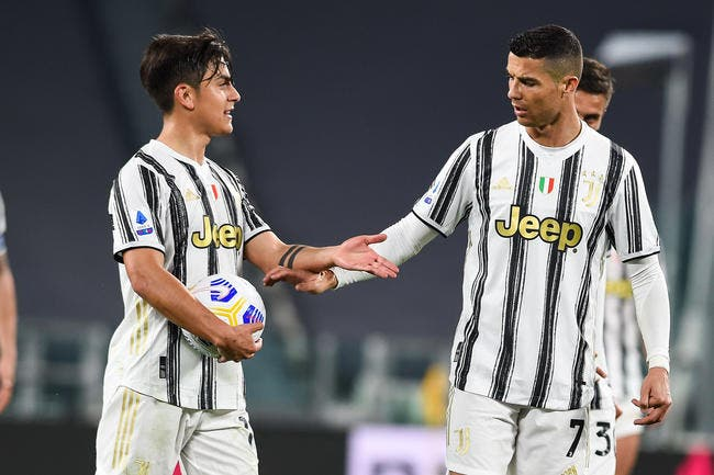 Juventus : Cristiano Ronaldo sur le départ, champagne pour Dybala