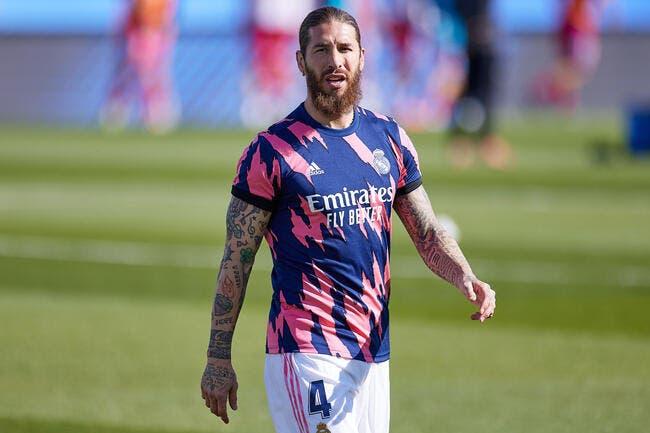 Mercato: Le Real et le PSG zappés, Ramos s'est trouvé un club