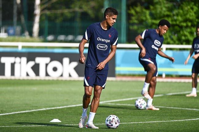 PSG : Varane à Paris, ça avance