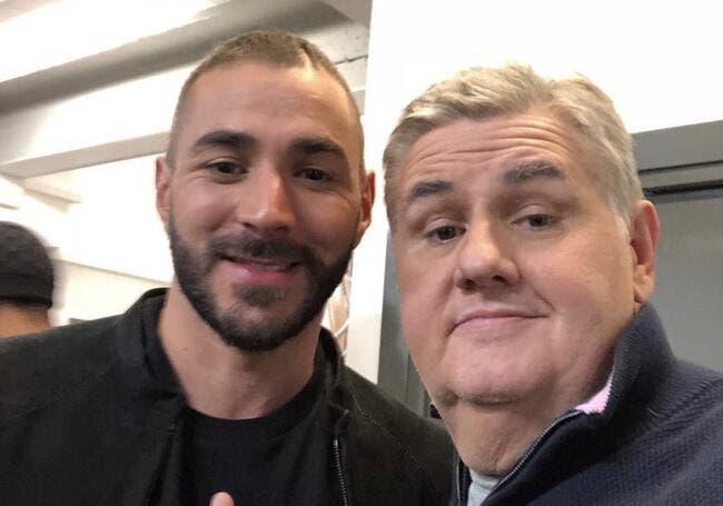 EdF : Pierre Ménès fan de Benzema, la preuve !