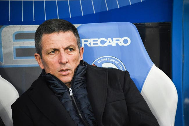 L2 : Laurey va remplacer Girard au  Paris FC
