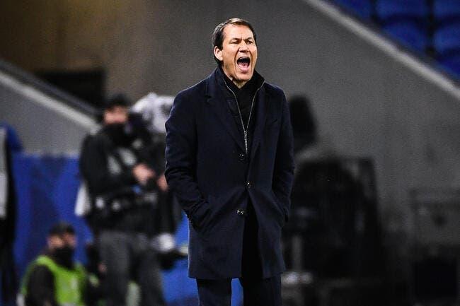 OL : Rudi Garcia ne manque pas de culot