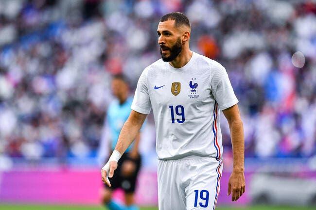 OL : Benzema star des Bleus, Lyon savait