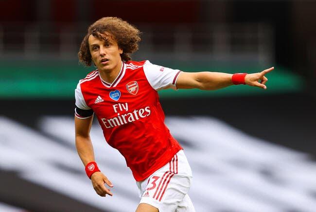 OM : David Luiz prêt à signer à Marseille !