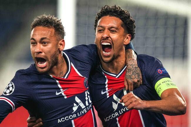 Brésil : Neymar et Marquinhos privés de JO par le PSG !
