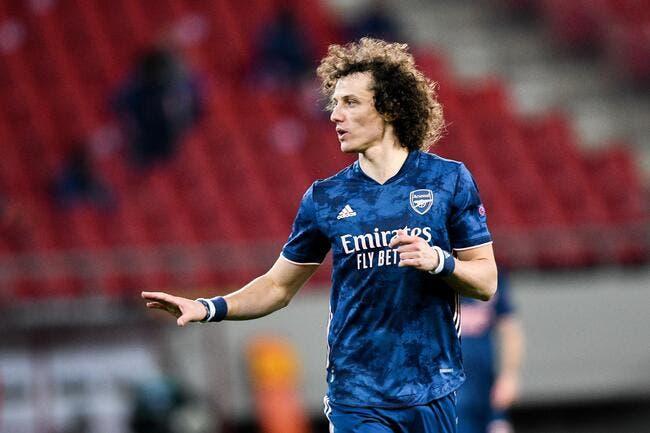 OM : Bataille à quatre pour David Luiz !