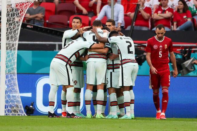 Euro 2021 : Un Cristiano Ronaldo record achève la Hongrie
