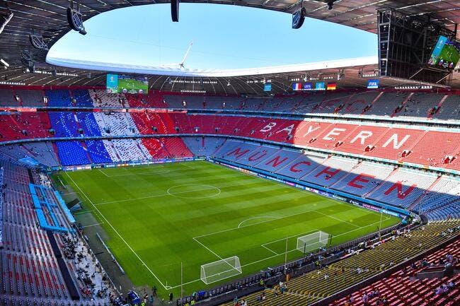 Euro 21 : France - Allemagne : les compos