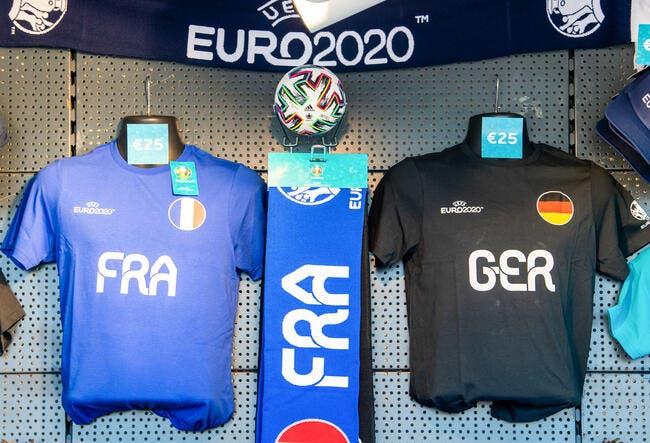 Euro : France-Allemagne, c'est déjà une finale