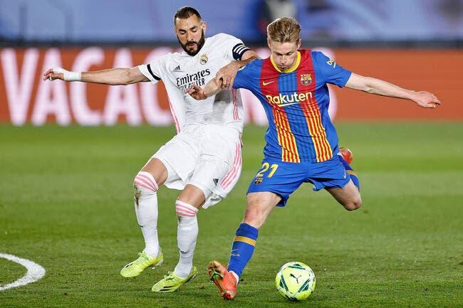 SuperLigue : L'UEFA invite officiellement le Real et le Barça en C1