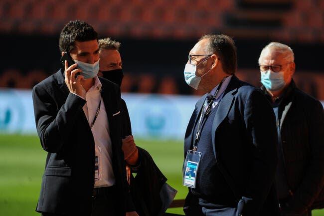 TV : Stéphane Guy, le président de la LFP voulait sa tête