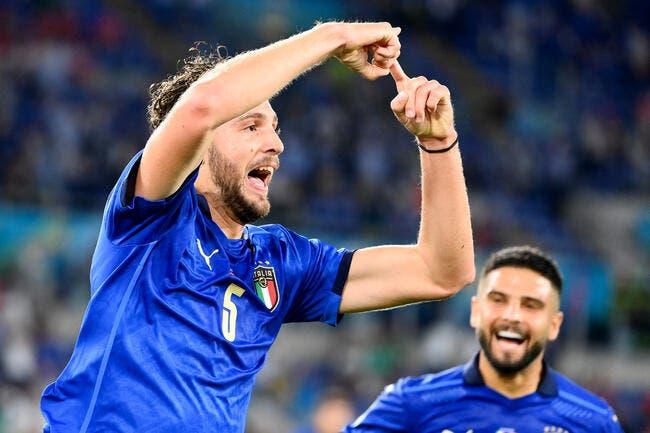 Euro 2021 : L'Italie qualifiée pour les 8es de finale !