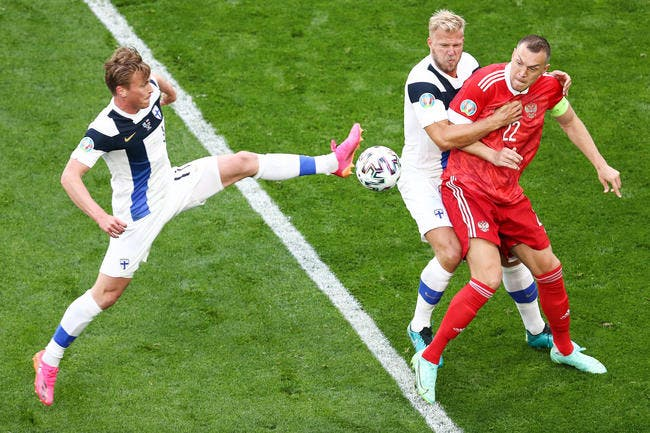 Euro 2021 : La Russie décolle !