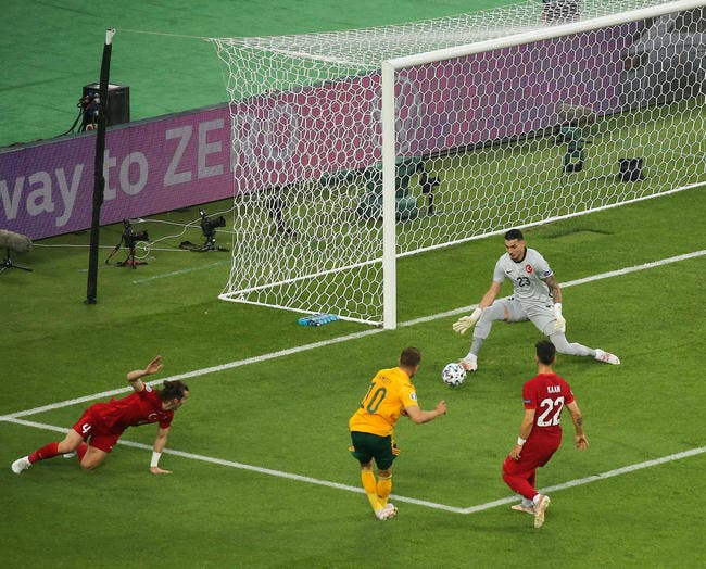 Euro 2021 : Les Gallois refroidissent la Turquie