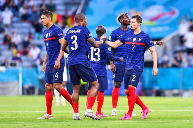 Larqué accuse l'arbitre de France-Allemagne !