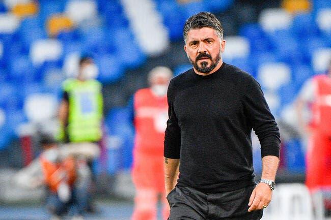 Ita : Gattuso prêt à démissionner de la Fiorentina !