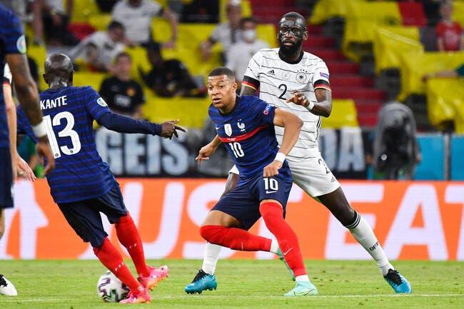 M6 : 15 millions de téléspectateurs devant France-Allemagne