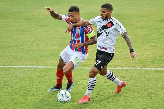 OL : Henrique s'envole du Brésil vers Lyon !