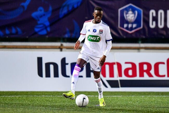 OL : Lyon prête une de ses pépites à Djion