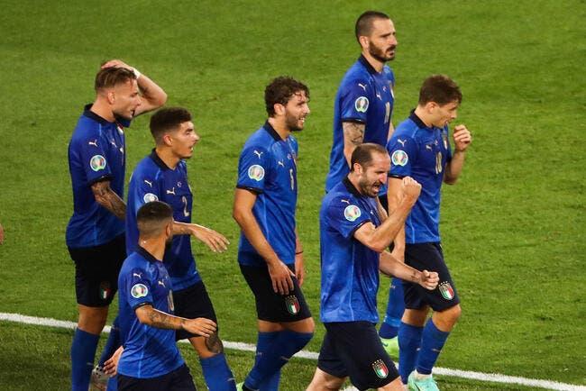 Euro : L'Italie n'a pas une tête de vainqueur pour Vieira