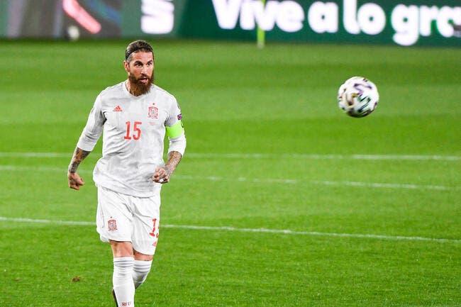 Mercato : Sergio Ramos s'en va, le PSG cité