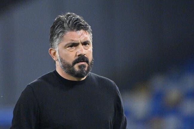 Officiel : Gennaro Gattuso quitte déjà la Fiorentina !
