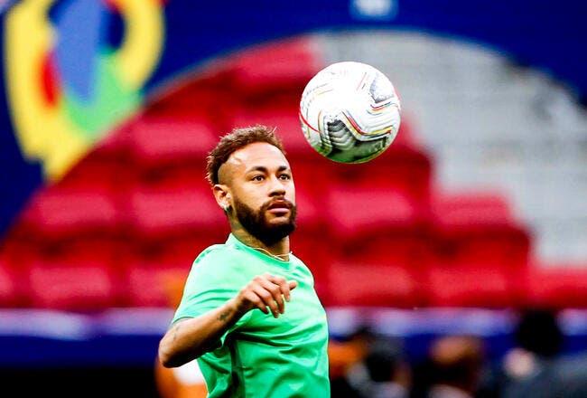Officiel : Neymar privé de JO par le PSG